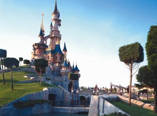Aansluiten Disneyland