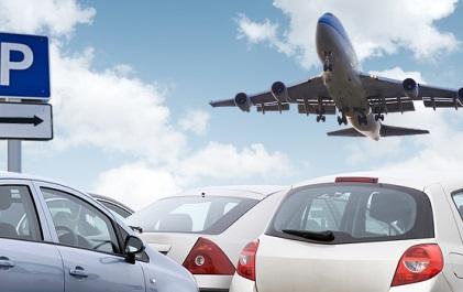 Parkeren op div. luchthavens
