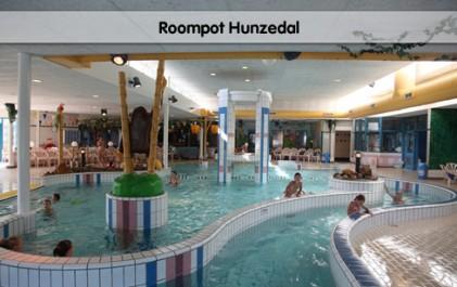 Roompot Parken Met Zwembad Actievandedag
