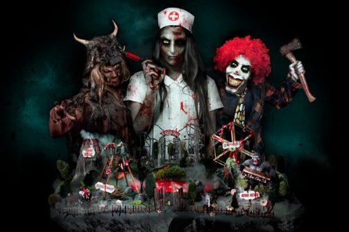 Bobbejaanland Halloween.Halloween In Bobbejaanland Actievandedag