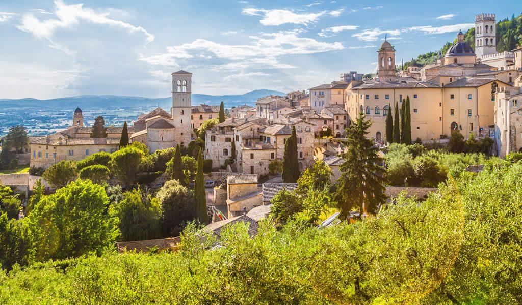Korting 8 dagen hart van Italië