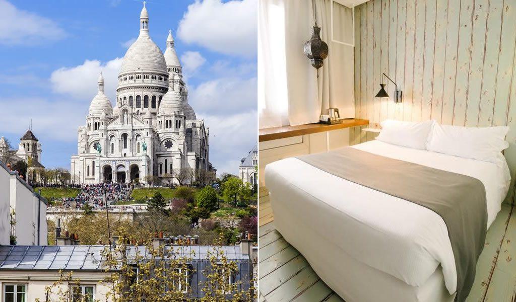 3 of 4 dagen Parijs