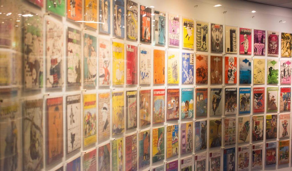 Groningen Het Nederlands Stripmuseum