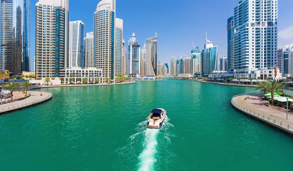 4 of 5 dagen Dubai
