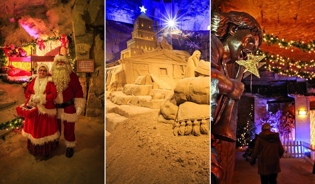 Kerstsfeer in Zuid-Limburg