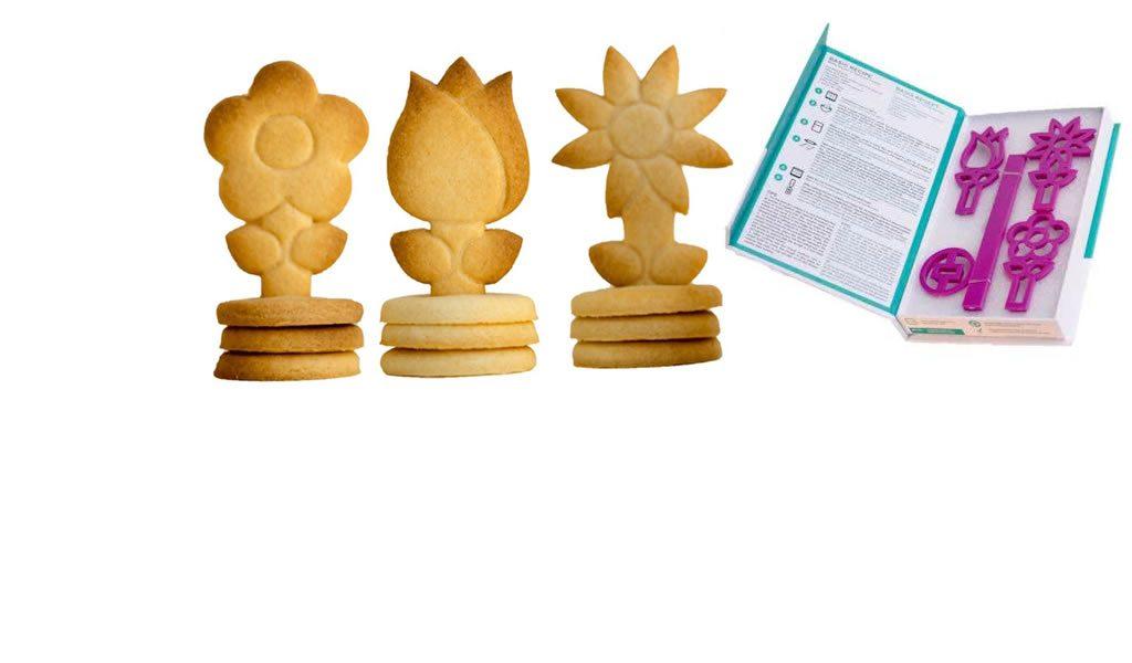 3D koekjes vormen