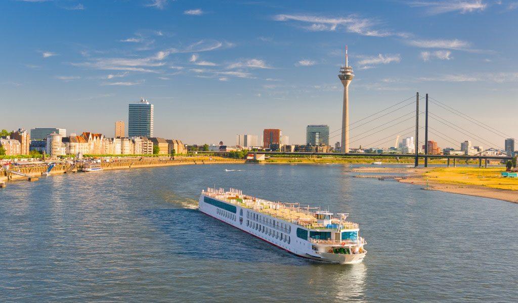 Korting 3 dagen 5* Hilton Düsseldorf