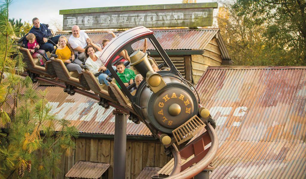 Ticket attractiepark Slagharen