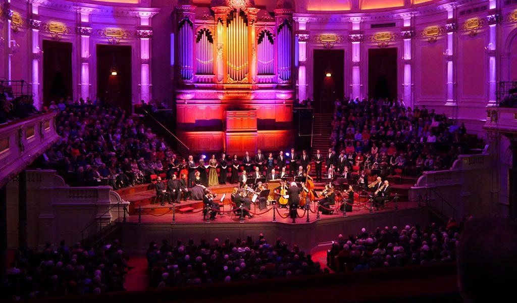 Klassiek concert naar keuze Amsterdam