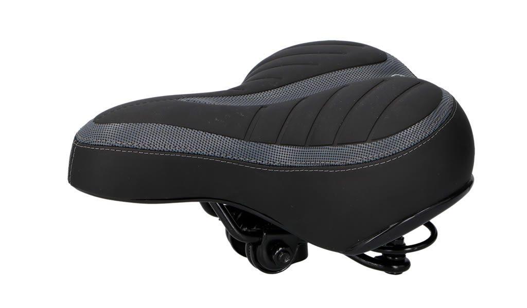 Korting Comfortabel fietszadel
