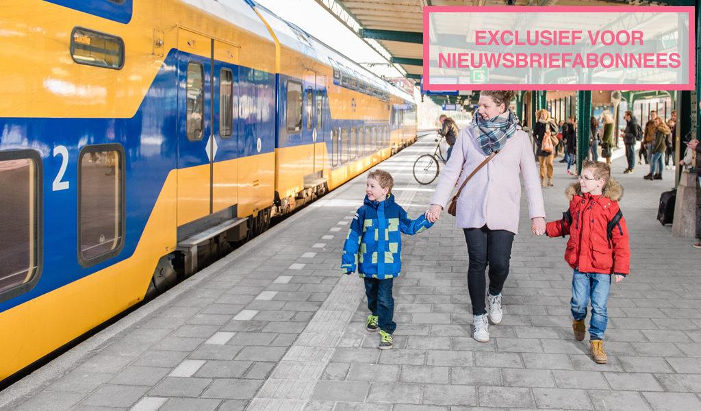 Dagretour Daluren trein