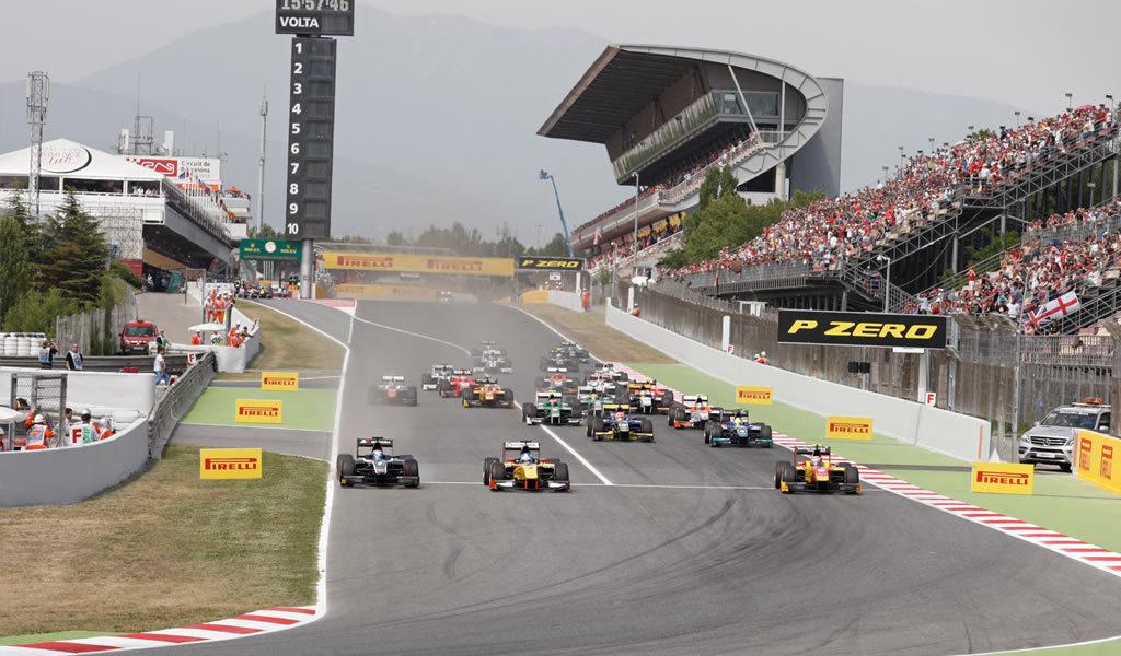 F1 Barcelona + 4 dgn Costa Brava