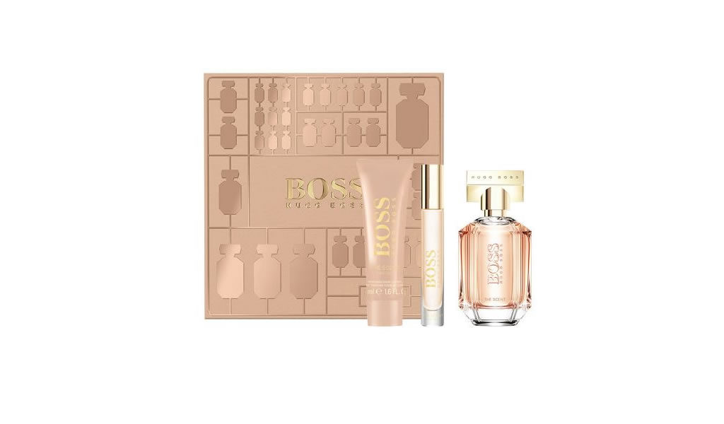 Korting Hugo Boss the Scent giftset