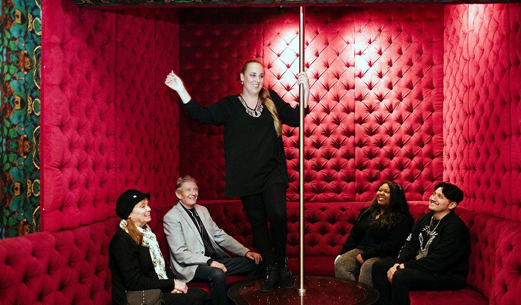 Korting Exclusieve rondleiding stripclub BonTon Amsterdam