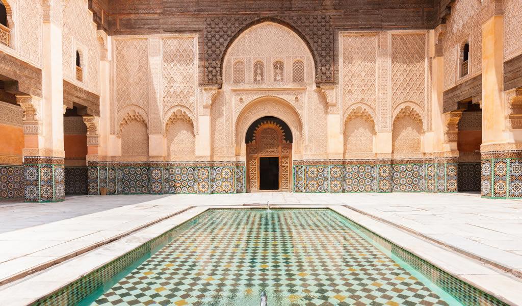 ✈ 4 dagen magisch Marrakech