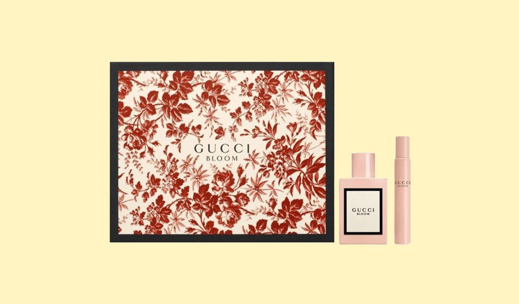 Korting Gucci Bloom giftset