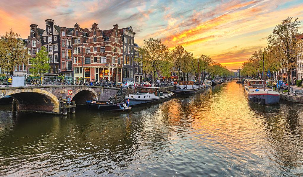 Korting 3 daagse stedentrip Amsterdam