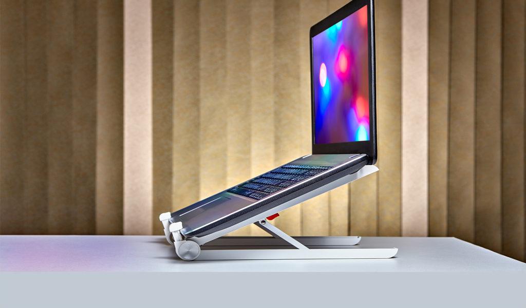 Verstelbare laptopstandaard