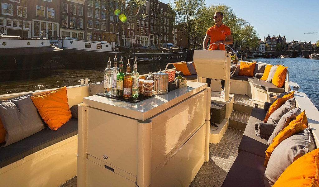 Korting Rondvaart Amsterdam