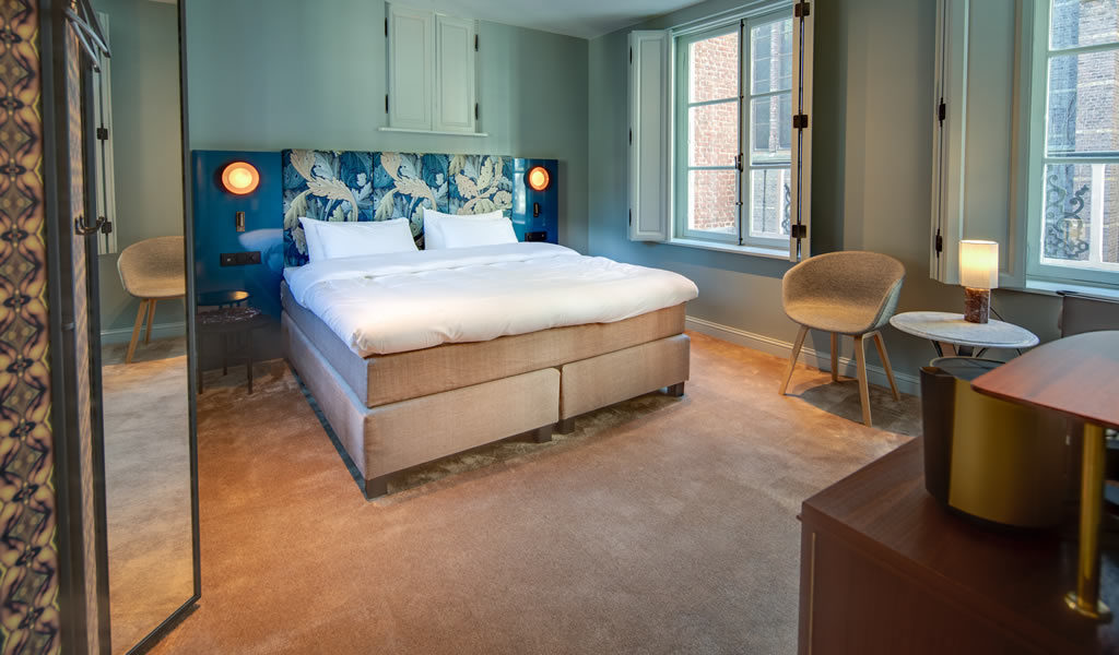 Korting 4* Boutique Hotel Maastricht