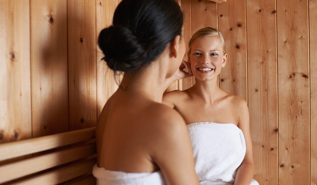 Korting Dagje sauna bij Parkhotel Horst