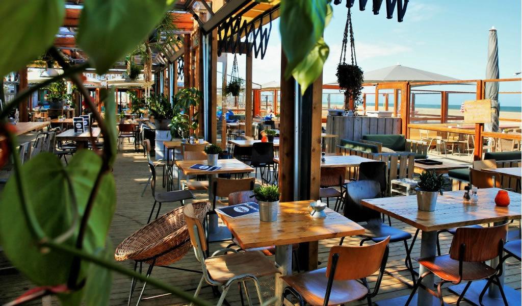 Korting Ontbijten op strand Scheveningen