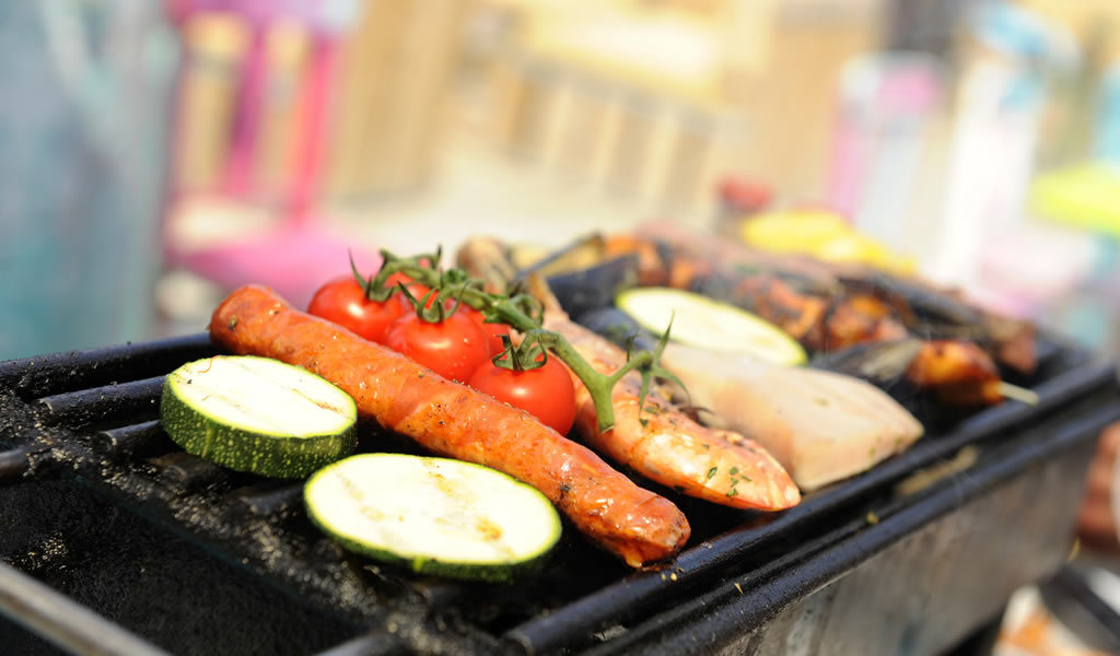 Korting Cook it yourself BBQ Diner Scheveningen