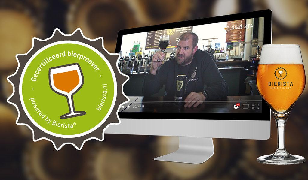 Korting Online cursus Bier proeven