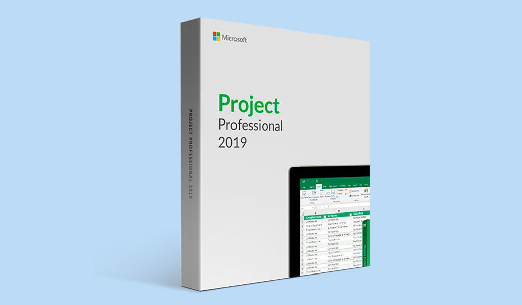 Korting Licentie Microsoft Project Professional
