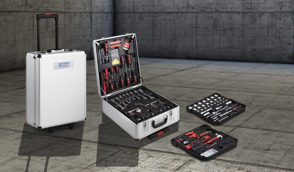300-delige gereedschapskoffer