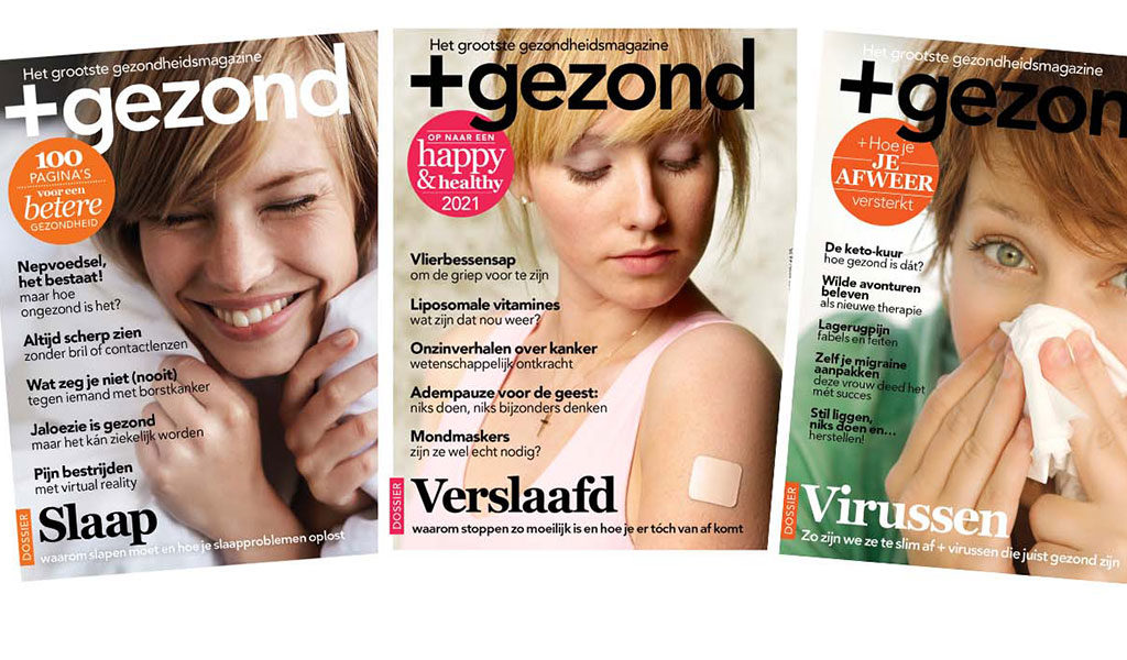 Abonnement +Gezond Magazine