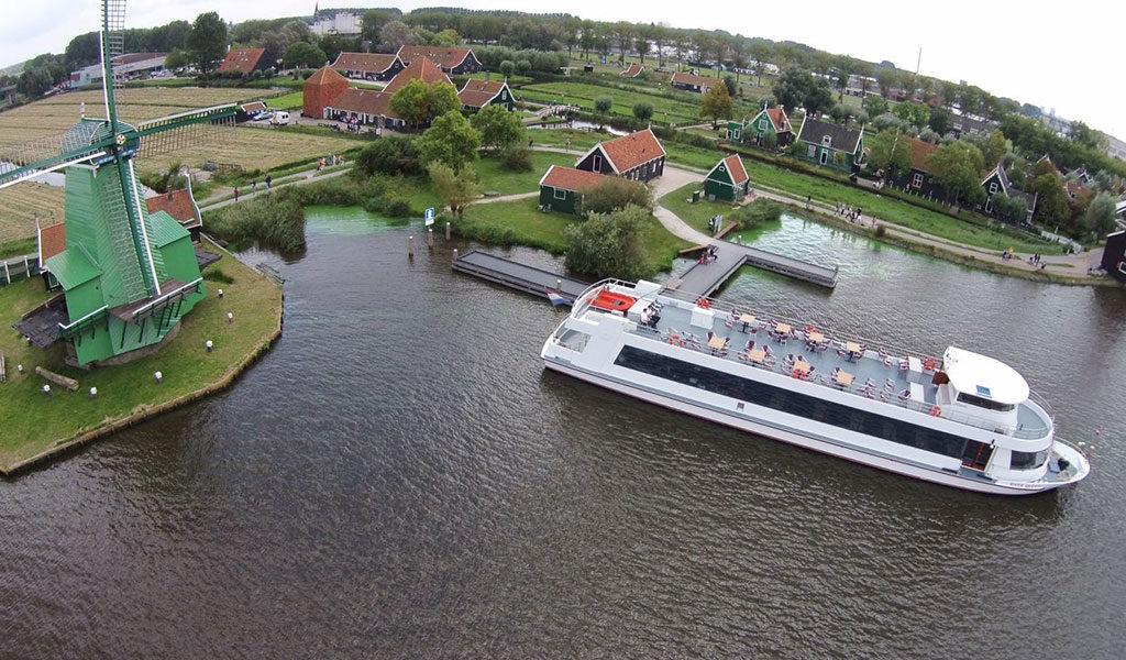 Rondvaart Zaanse Schans - Amsterdam