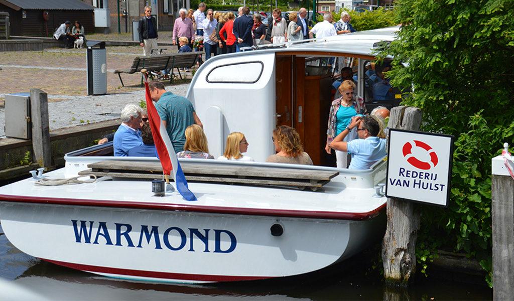 Zomer-Herfst cruise vanuit Katwijk