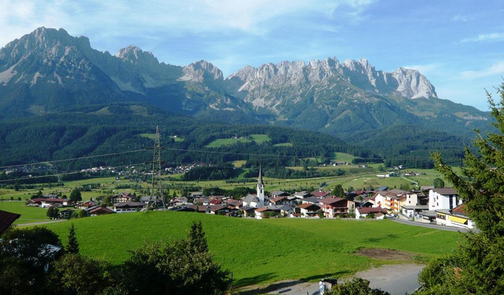8 dagen Tirol in Oostenrijk