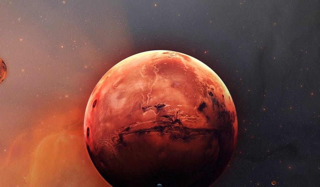 Uniek cadeau: bezit je eigen stukje Mars