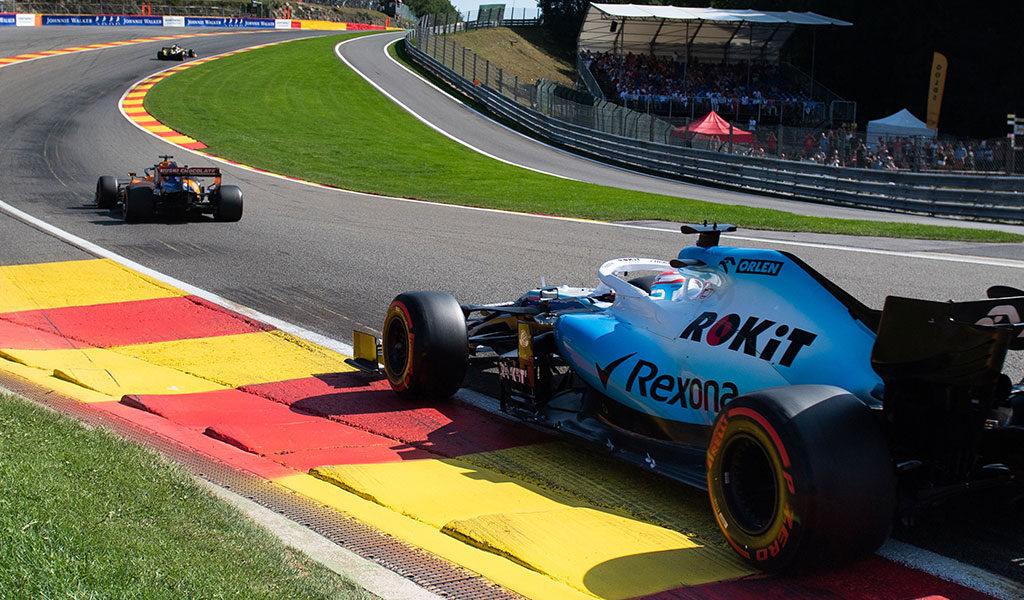 Korting 2 zitplaatsen Formule 1 GP kwalificatie België 2021