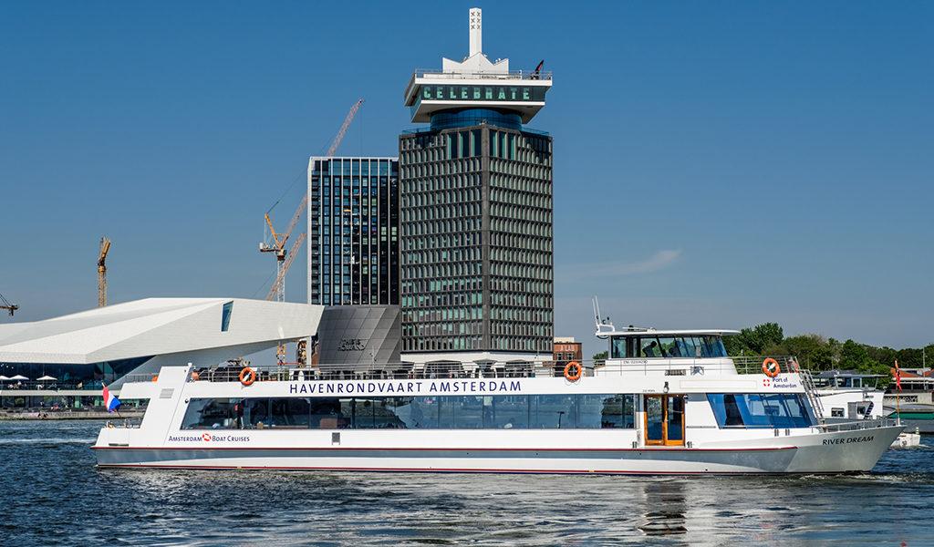 Amsterdam Skyline Cruise
